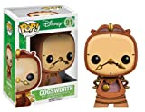 Funko POP Disney: Cogsworth Action Figure