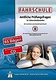 Führerschein 2015. Fragebogen Klasse B (PKW)