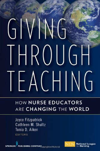 Giving Through Teaching: How Nurse Educators Are Changing The World front-17465