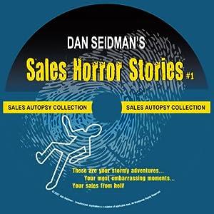 Sales Horror Stories! Audiobook