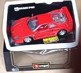 Ferrari F40 F 40 Rot Coupe 1/18 Bburago Burago Modellauto Modell Auto SondeRangebot