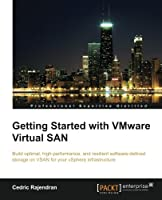 Getting Started with VMware Virtual SAN Front Cover