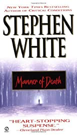Manner of Death (Alan Gregory) [Mass Market Paperback]