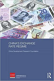 China's Exchange Rate Regime (Routledge Studies On The Chinese Economy)