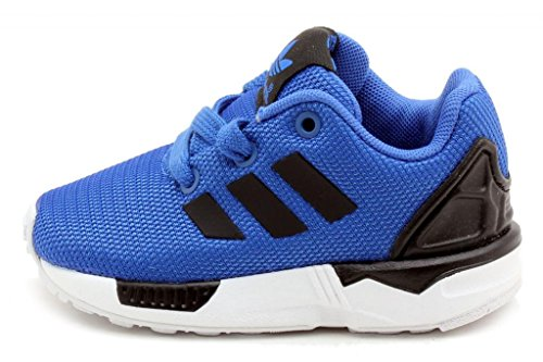 Zx Flux I Toddler In Blue/Black By Adidas, 7K
