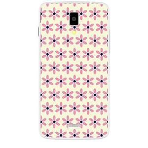 Skin4gadgets FLORAL Pattern 43 Phone Skin for TITANIUM S5