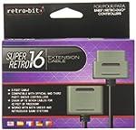 Retro-Bit Extension Cord Cable-Gray,...
