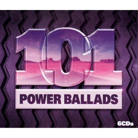 Various Artists - 101 Power Ballads - Zortam Music