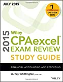 img - for Wiley CPAexcel Exam Review 2015 Study Guide July: Financial Accounting and Reporting (Wiley Cpa Exam Review) book / textbook / text book