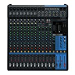 Yamaha MG16XU | 16-Channel USB Mixing Console with Built-in SPX Digital Effects by YAMAHA