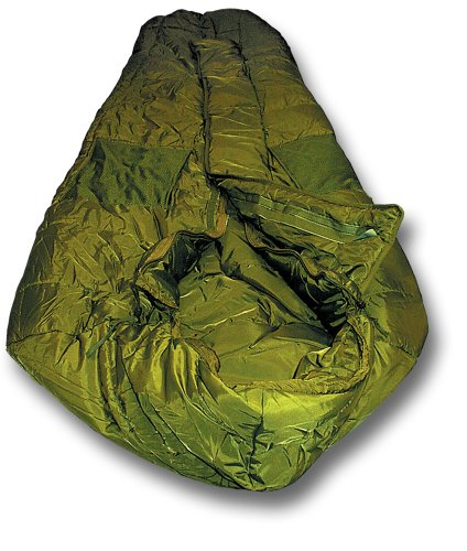 British Army Issue Sleeping Bag, green