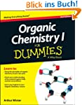 Organic Chemistry I For Dummies (For...