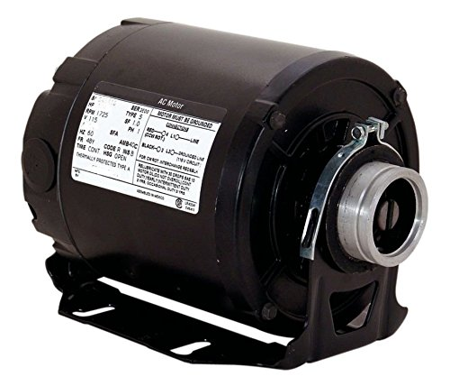 Carbonator Pump Motor 1/3 Hp, 1725 Rpm, 115/230 Volts Ao Smith # Cb2034Ad
