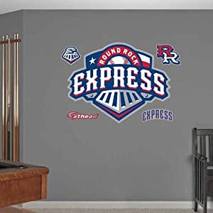 Round Rock Express Logo by Fatheads
