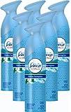 Febreze Air Effects Alaskan Springtime Air Refreshener, 9.7 Ounces (Pack of 6)