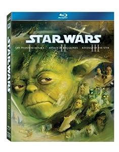 Star Wars: Blu-Ray Trilogy Episodes I-III