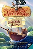 img - for Magic Marks the Spot (Very Nearly Honorable League of Pirates) book / textbook / text book