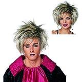 Deluxe Unisex Mixed Blonde Lead Singer Wig