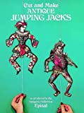 img - for Antique French Jumping Jacks (Cut and Make) by Epinal published by Dover Publications Paperback book / textbook / text book