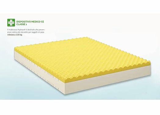 Materasso In Memory Modello Hydrocell 200 cm 180 cm