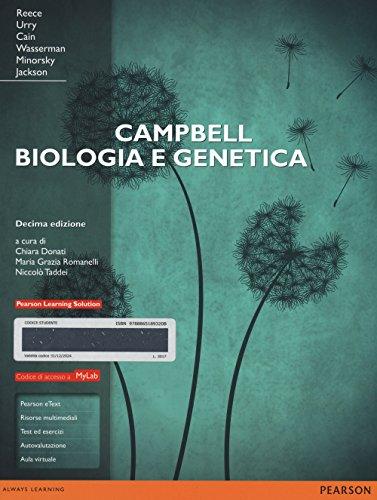 campbell-biologia-e-genetica-ediz-mylab-con-e-book-con-espansione-online