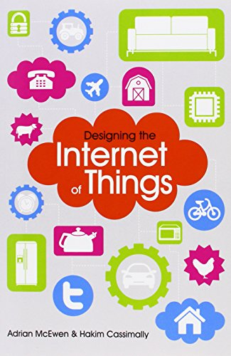 Designing the Internet of Things portable digital version ebook free download