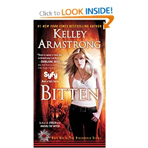 Bitten: A Novel (Otherworld Book 1) (An Otherworld Novel) by Kelley Armstrong