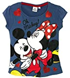 Disney Minnie Mouse girls Top, T-Shirt - Collection 2016 - 2-8 Years