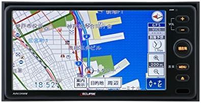 ECLIPSE イクリプス AVN134MW 7型ワイド カーナビゲーション CD/ワンセグ AVシステム