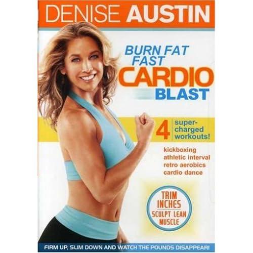 Amazon.com: Denise Austin: Burn Fat Fast - Cardio Blast: Denise Austin