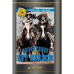 The Adventures of Kit Carson, Volume 2 (10 Episodes)