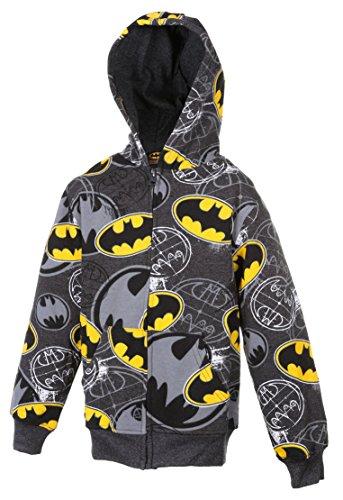 Grey batman hoodie