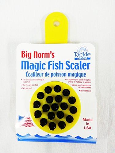 Big Norm's Magic Fish Scaler