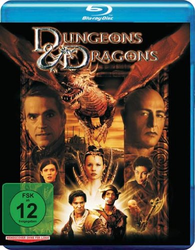 Dungeons & Dragons [Blu-ray]