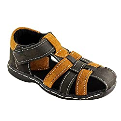 Trendy Enterprises MultiColor Synthetic Leather Kids Sandal