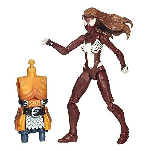 Marvel Legends Infinite Series Warriors of the Web Ultimate Spider-Woman 6