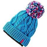 ESTIVO エスティボ MULTI BONBON KNIT CAP (HB) EV-7722 スノーボード アクセサリー 帽子 レディース(ホライズンブルー(HB)/*)