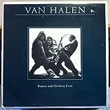 Van Halen Near Mint Stereo Lp - Women And Children First - Warner Brothers 1980