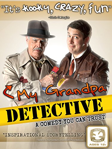 My Grandpa Detective on Amazon Prime Instant Video UK