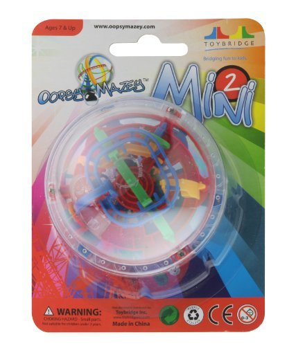 Oopsy Mazey - Mini 2, Addictive maze ball