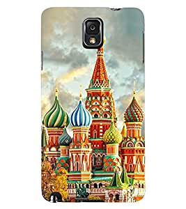 PRINTSWAG PALACE Designer Back Cover Case for SAMSUNG GALAXY NOTE 3