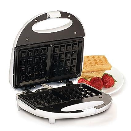 MaxiMatic-EWM-9008K-Elite-Cuisine-Waffle-Maker-with-Non-Stick,-White