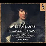 William Lawes: Consort Sets in Five & Six Parts