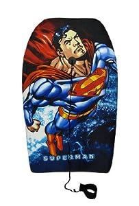 Flying Superman Printed Body Board 33 in.