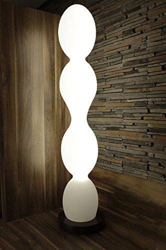 design stehlampe drops mit fernbedienung dimmbar 16 farben wohnzimmerlampe lounge moderne lampe. Black Bedroom Furniture Sets. Home Design Ideas