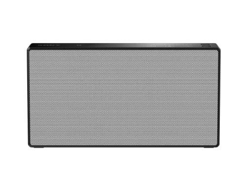 Sony Srsx5 Portable Nfc Bluetooth Wireless Speaker System (White) With Speakerphone
