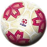 adidas(アディダス) 天皇杯公式試合球 5号 [ FIFA APPROVED 国際公認球 ] AS5530EC
