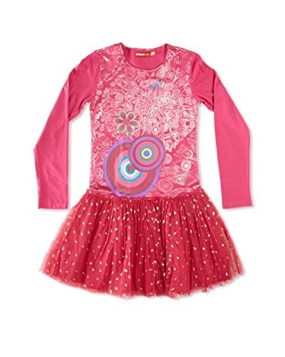 Desigual Vestido Bibiana Fucsia