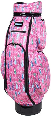 Sydney Love Pink Golf Duffle Bag by Sydney Love