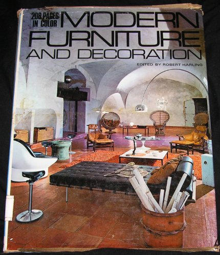 Modern Furniture and Decoration PDF